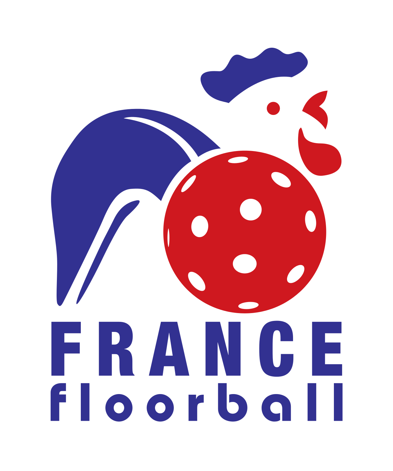 Logo France Floorball